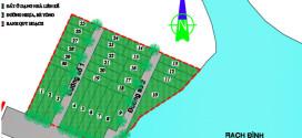 Đất thổ cư Long An giá rẻ 1 triệu/ m2