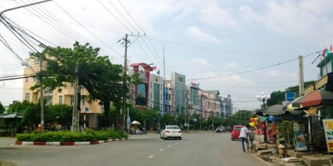 Bán đất Thành phố Tân An- tỉnh Long An
