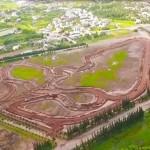 Long An: trường đua mô tô đầu tiên ở Việt Nam