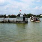 Xây dựng bến phà nối huyện Cần Giuộc và huyện Cần Giờ