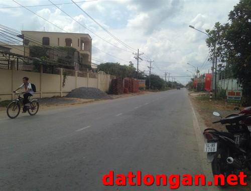 Bán đất Long Thượng, huyện Cần Giuộc