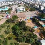 Thành phố Tân An là tâm điểm thị trường địa ốc năm 2017