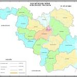 Long An: Điều chỉnh quy hoạch vùng Huyện CẦN GIUỘC với 3 Đô Thị, 6 khu vực chức năng