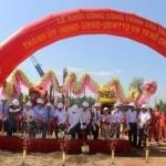 Phước Vĩnh Đông: khởi công xây dựng công trình cầu Tắc Cạn