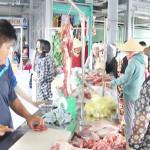 Cần Giuộc: Khai Trương Chợ Trung Tâm Mỹ Dinh