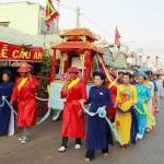 Lễ hội Vía Miếu Bà Ngũ Hành xã Long Thượng huyện Cần Giuộc